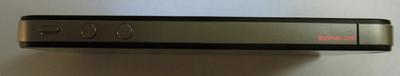 Algunas unidades del iPhone 4 tienen los botones de volumen erróneamente colocados 3
