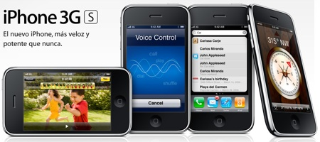 Feliz cumpleaños, iPhone 3GS 3
