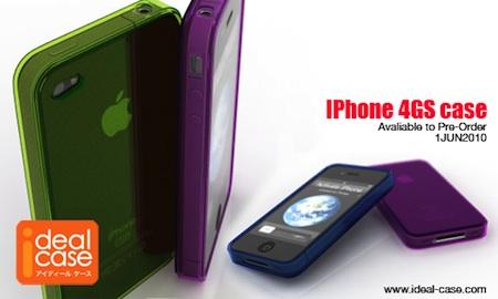 Aparecen las primeras fundas para el iPhone 4G, e incluso se podrán comprar piezas del terminal 3