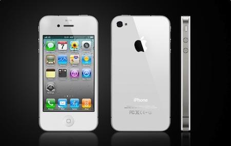 El iPhone 4 blanco podría comenzar a venderse a partir del 27 de Febrero 3