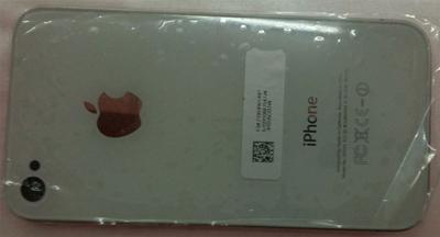Se filtran más imágenes del iPhone 4G en color blanco 5