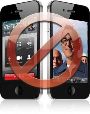 Rumor: Verizon podría haber perdido el interés en el iPhone 4 3