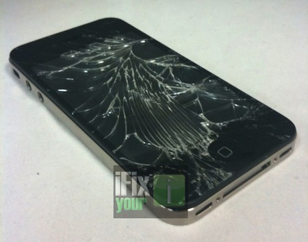 Rompen un iPhone 4 para demostrar que no es tan resistente como dice Apple 3