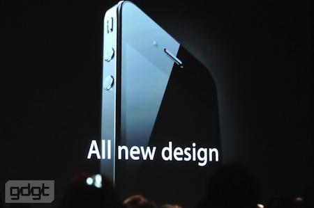 WWDC 2010 Keynote inaugural: Apple presenta el nuevo iPhone 4G #wwdc10 3