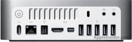 El Mac mini podría renovarse en breve... ¿con HDMI? 3
