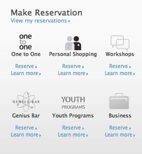 Apple podría lanzar mañana una app de su tienda online 3