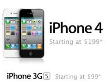 Apple descontinua el iPhone 3G y recorta la capacidad y el precio del iPhone 3GS 3