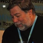 Nos tomamos unos refrescos con Wozniak en la sala VIP #CPValencia 8