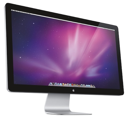 Apple lanza un nuevo monitor LED Cinema Display de 27 pulgadas 3