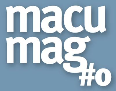 Macumag, la revista de la comunidad Macuarium 3