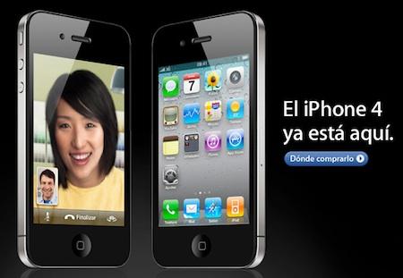 Ejecutivo de Telcel asegura que Apple está trabajando en un nuevo iPhone 4 sin problemas de antena 3