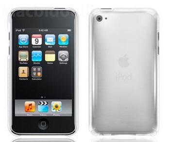 Rumor: El iPod touch finalmente podría incorporar cámara 3