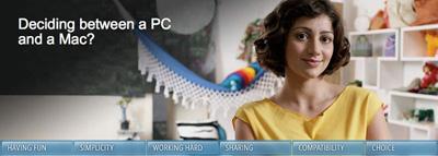 Microsoft lanza página web para desanimar a futuros compradores de ordenadores Mac 3