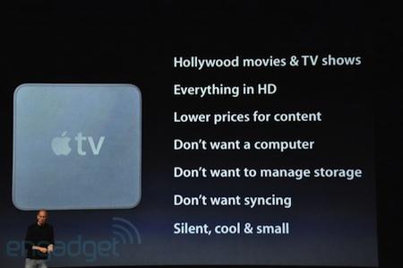 """""""One more hobby"""": Nuevo Apple TV y alquiler de series a 0.99 dólares 5"""