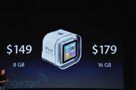 Apple renueva al completo la família iPod 5