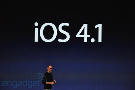 iOS 4.1 a la vuelta de la esquina: Lista de características y novedades 3