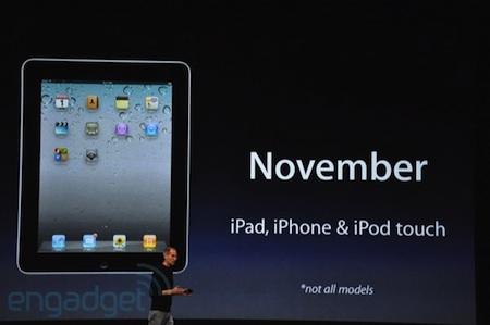 iOS 4.2: Listado de características y novedades 3