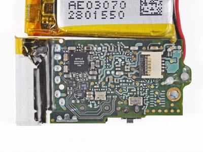 iFixit ha destripado el nuevo iPod shuffle 8