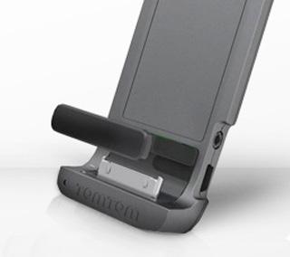 TomTom ofrece adaptadores gratuitos para el Car Kit a los clientes con iPhone 4 3