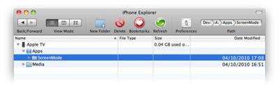 El nuevo Apple TV permite la instalación de aplicaciones de la App Store 3