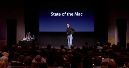Apple explica cual es el estado del Mac 3