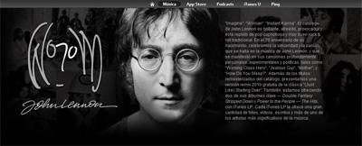 La música de John Lennon llega a iTunes 3