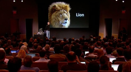 Mac OS X 10.7 Lion: Apple anticipa su próximo sistema operativo  3