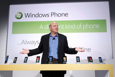 El Windows Phone 7 sincronizará sólo algunos contenidos con Mac OS X 3