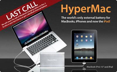 HyperMac dejará de vender cables tipo MagSafe 3