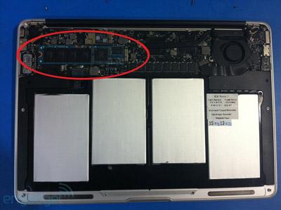 """Probable imagen del MacBook Air de 11.6"""" Pulgadas 3"""