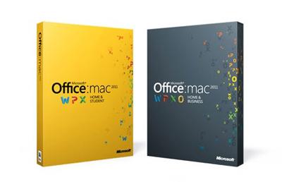 Office 2011 para Mac ya está a la venta oficialmente 3