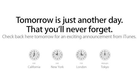 Apple dice que no olvidaremos el día de mañana 3
