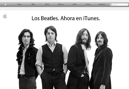 Beatles en iTunes: Algunos sí olvidaremos el día de hoy 3