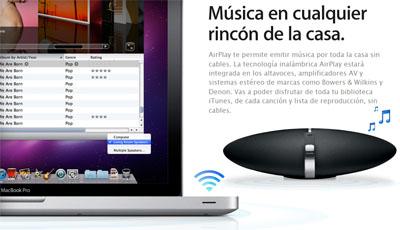 Apple actualiza Time Capsule y los enrutadores AirPort para corregir problemas con AirPlay 3