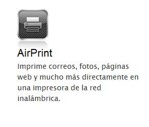 AirPrint no desaparece, o al menos no totalmente 3