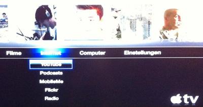 El Apple TV presenta problemas con numerosos televisores de alta definición 9