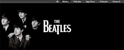 The Beatles han vendido más de 2 millones de canciones en iTunes 3