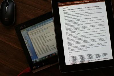 Según Microsoft el iPad está 'canibalizando' la venta de las netbook 3