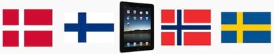 El iPad finalmente llega a 11 países más, incluyendo los países nórdicos 3