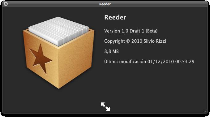 Reeder for Mac, el lector de RSS mas querido, en tu escritorio 5