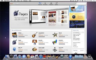 La Mac App Store no contará con Game Center ni con In-App Purchases 3