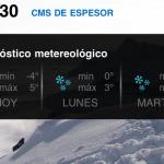 Organiza el viaje a esquiar desde tu iPhone 10