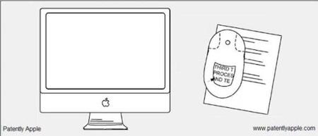 Patente de Apple desvela un ratón con pantalla multi-touch 6