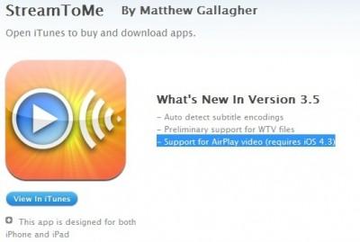 Apple comienza a autorizar aplicaciones compatibles con el iOS 4.3 3