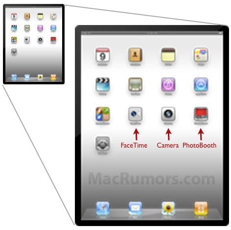 Rumor: el iOS 4.3 podría incorporar aplicaciones para Cámara, FaceTime y PhotoBooth 3