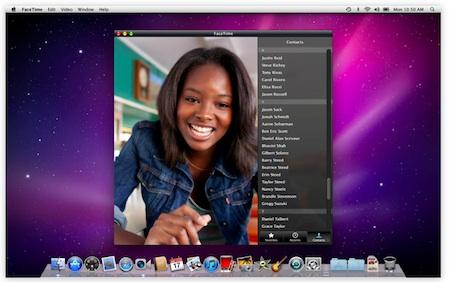 Apple lanza FaceTime para Mac 3