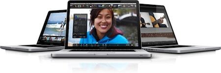 Los nuevos MacBook Pro incluirán un trackpad más grande y un disco SSD 3