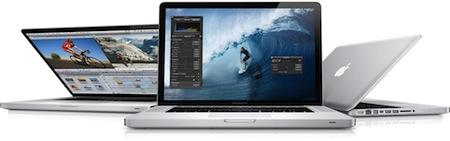 Apple lanza los nuevos MacBook Pro 3