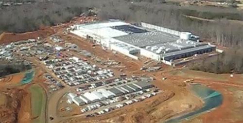 Rumor: El complejo de servidores de Apple en Carolina del Norte comenzará operaciones hasta la primavera 3