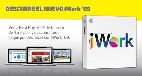 Rumor: El iWork '11 podría lanzarse el 19 de Febrero 6